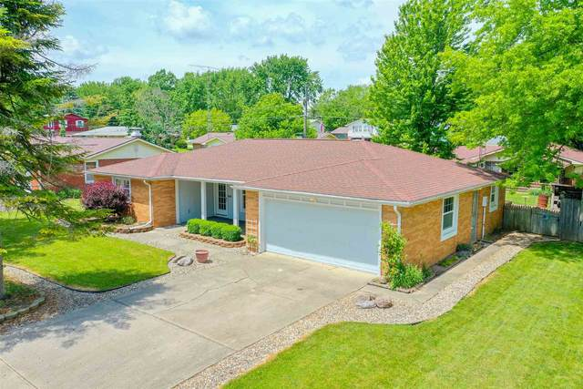 565 Circle Drive, Fairmount, IN 46928 (MLS #202020587) :: The Romanski Group - Keller Williams Realty