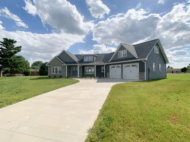 125 Monticello Court, Kokomo, IN 46902 (MLS #202021550) :: The Romanski Group - Keller Williams Realty