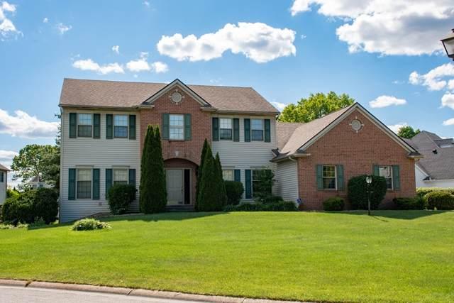 50673 Lakeside Drive, Granger, IN 46530 (MLS #202021629) :: The ORR Home Selling Team