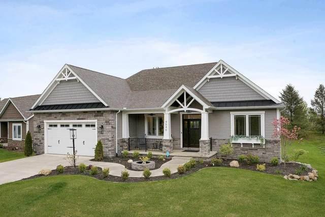 4546 Lake Blackthorn Drive Lot #3, South Bend, IN 46628 (MLS #202021942) :: JM Realty Associates, Inc.