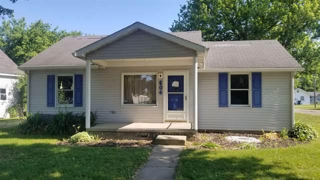 604 W Howard Street, Parker City, IN 47368 (MLS #202023415) :: The ORR Home Selling Team