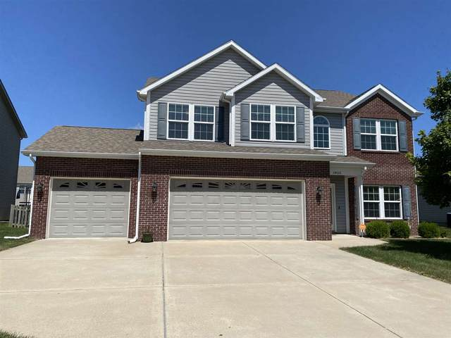 3460 Tunbridge Way, West Lafayette, IN 47906 (MLS #202024199) :: Anthony REALTORS