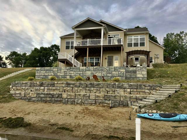 840 Ln 282 Hamilton Lk Lane, Hamilton, IN 46742 (MLS #202024425) :: Parker Team