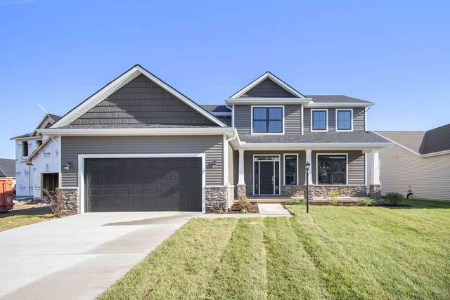 1606 Elk Meadows Court, Osceola, IN 46561 (MLS #202025761) :: Hoosier Heartland Team | RE/MAX Crossroads