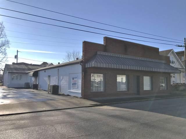 413 N 1st Street, Vincennes, IN 47591 (MLS #202026011) :: Aimee Ness Realty Group