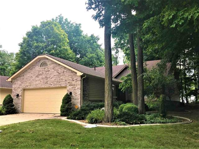 3409 Woodhaven Trail, Kokomo, IN 46902 (MLS #202026772) :: The Romanski Group - Keller Williams Realty