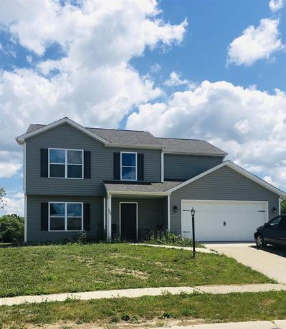 307 Prairie Lane, Fremont, IN 46737 (MLS #202026882) :: Parker Team