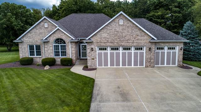 23023 Cottage Grove Court, Elkhart, IN 46516 (MLS #202028932) :: Parker Team