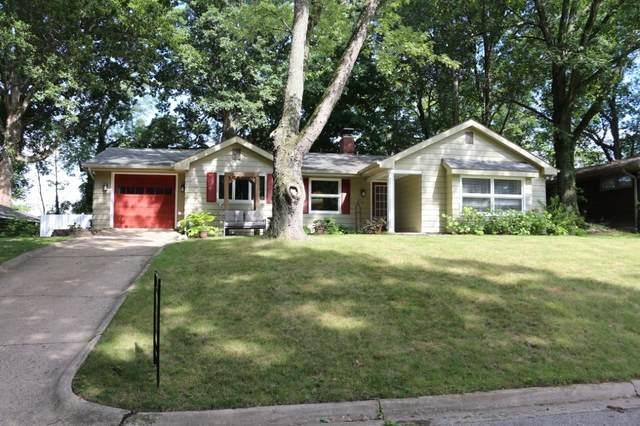 1716 Fernleaf Drive, West Lafayette, IN 47906 (MLS #202029920) :: The Romanski Group - Keller Williams Realty