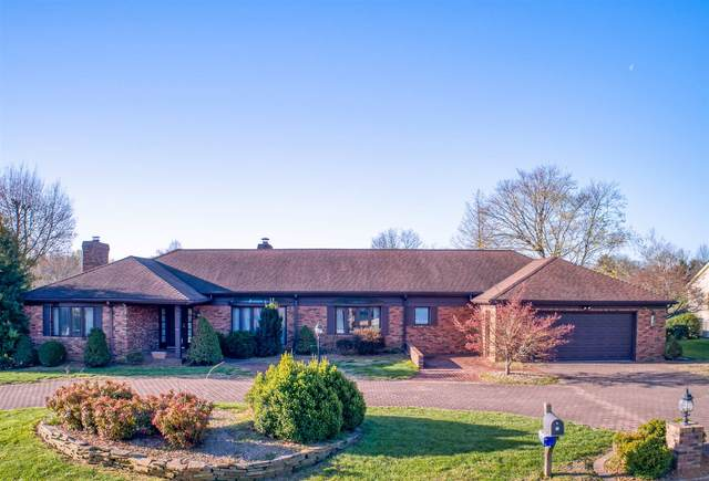 1920 Greenbrier Drive, Mount Vernon, IN 47620 (MLS #202030106) :: RE/MAX Legacy