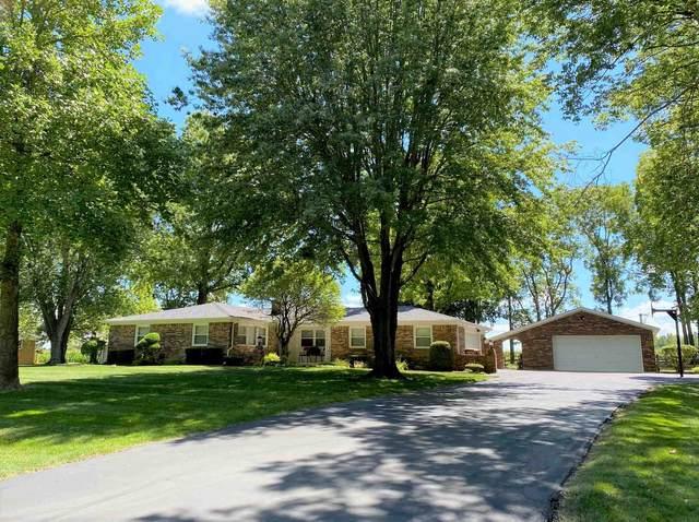 2710 E Marksara Drive, Marion, IN 46952 (MLS #202032889) :: Hoosier Heartland Team | RE/MAX Crossroads