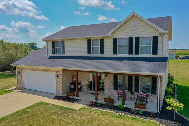 804 Maple Court, Sweetser, IN 46987 (MLS #202033556) :: The Romanski Group - Keller Williams Realty