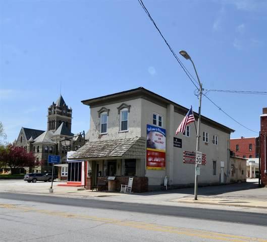 111 S Monticello Street, Winamac, IN 46996 (MLS #202035846) :: The Carole King Team