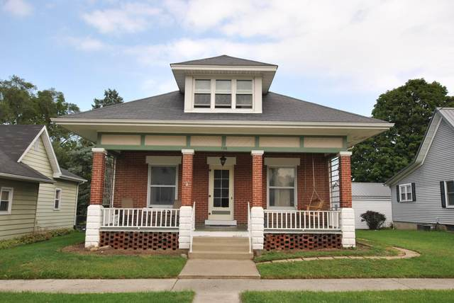 136 W Jackson Street, Galveston, IN 46932 (MLS #202036027) :: The Romanski Group - Keller Williams Realty