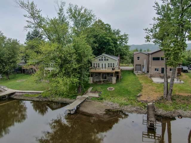 6559 N 1225 W Road, Monticello, IN 47960 (MLS #202036308) :: The Romanski Group - Keller Williams Realty