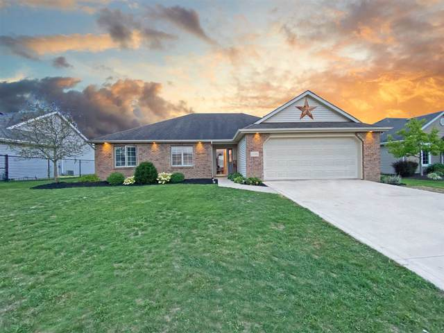 1109 Sycamore Court, Auburn, IN 46706 (MLS #202036744) :: Anthony REALTORS