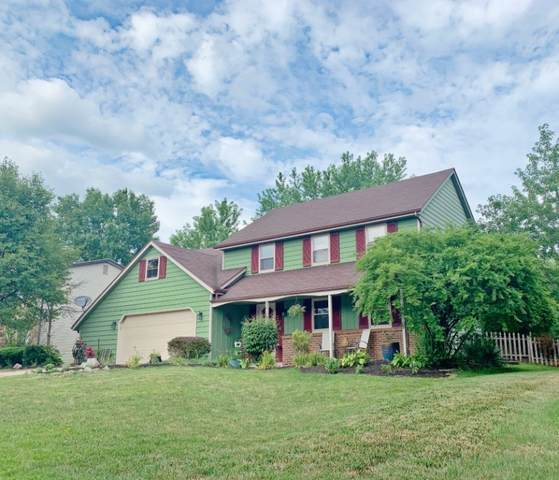 3815 Chancery Place, Fort Wayne, IN 46804 (MLS #202036864) :: The Romanski Group - Keller Williams Realty