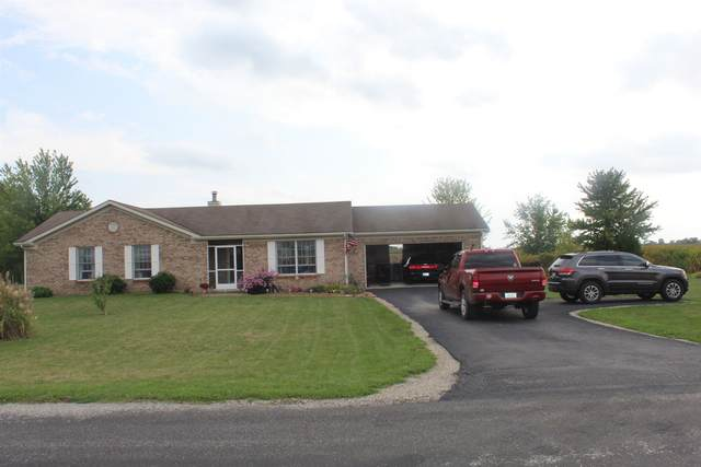 4917 E 550 S, Peru, IN 46970 (MLS #202037212) :: The Romanski Group - Keller Williams Realty