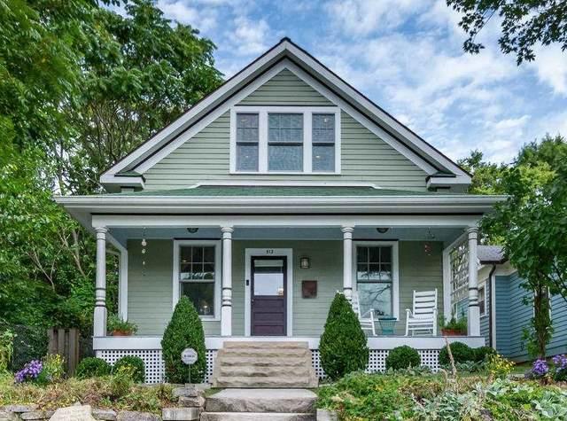 512 W 13th Street, Bloomington, IN 47404 (MLS #202037494) :: Hoosier Heartland Team | RE/MAX Crossroads