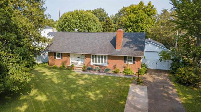 1100 Harrelton Court, Evansville, IN 47714 (MLS #202037619) :: Hoosier Heartland Team | RE/MAX Crossroads