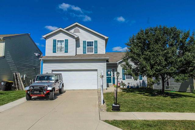 203 Riley Drive, Fort Wayne, IN 46825 (MLS #202037829) :: Anthony REALTORS