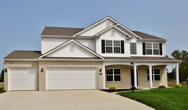 4812 Halsley Court, Fort Wayne, IN 46845 (MLS #202037974) :: Anthony REALTORS