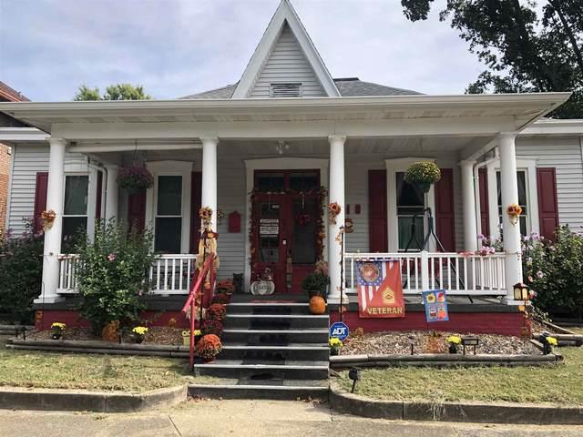 918 Broadway Street, Vincennes, IN 47591 (MLS #202038332) :: Parker Team