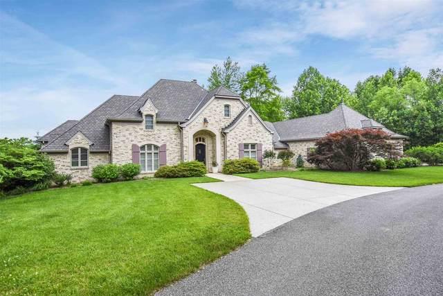 1402 Stonebriar Drive, Evansville, IN 47725 (MLS #202038795) :: Anthony REALTORS