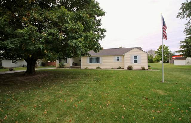 916 Jones Road, Gas City, IN 46933 (MLS #202039279) :: Hoosier Heartland Team | RE/MAX Crossroads