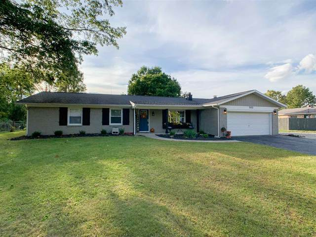 503 N 480 W, Kokomo, IN 46901 (MLS #202039947) :: The Romanski Group - Keller Williams Realty