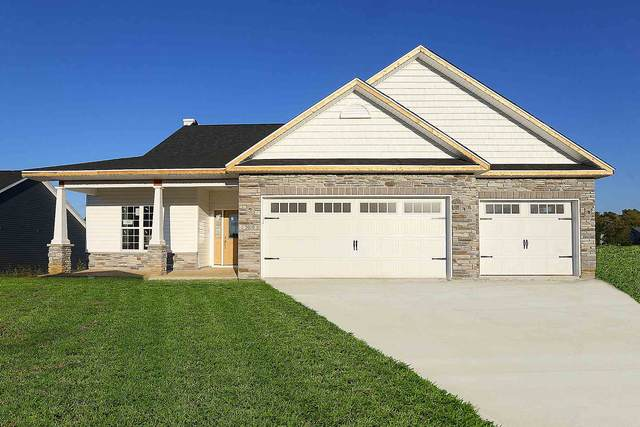 2010 Maple Leaf Drive, Kokomo, IN 46902 (MLS #202040171) :: Hoosier Heartland Team | RE/MAX Crossroads