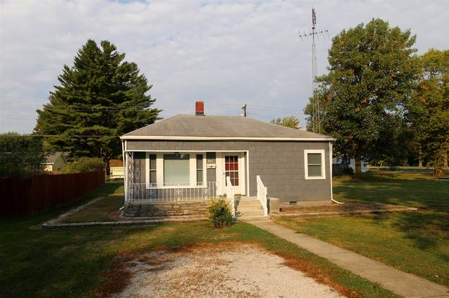 807 N Morton Street, Fairmount, IN 46928 (MLS #202040341) :: The Romanski Group - Keller Williams Realty