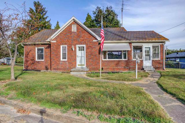 301 N Wallace Street, Dale, IN 47523 (MLS #202040377) :: Aimee Ness Realty Group