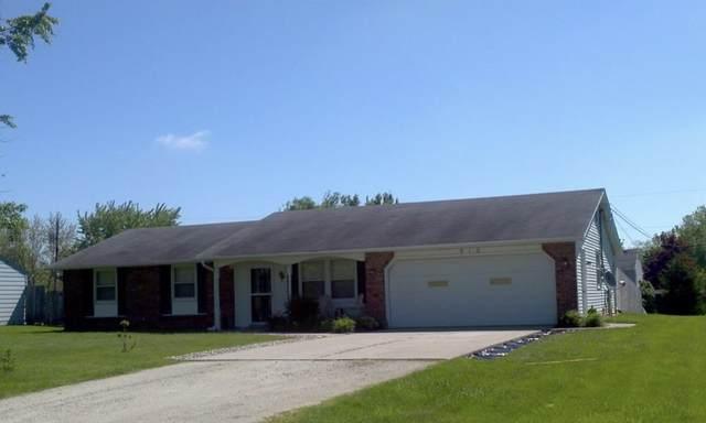 910 Seminary Street, Roanoke, IN 46783 (MLS #202041600) :: Hoosier Heartland Team | RE/MAX Crossroads