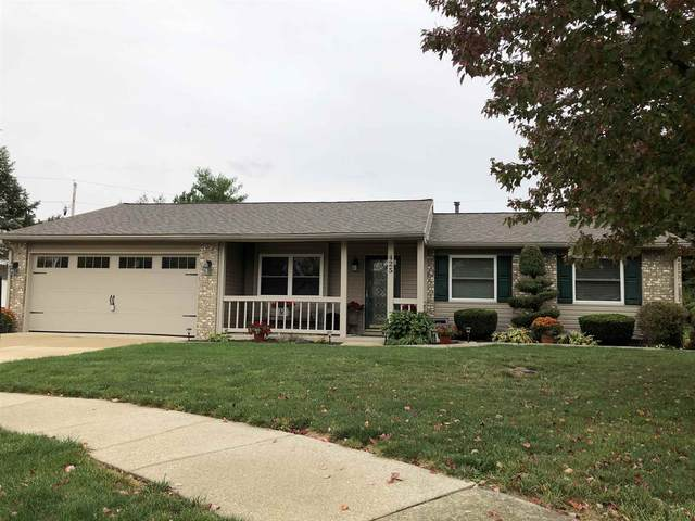 425 Hummingbird Drive, Greentown, IN 46936 (MLS #202041763) :: Parker Team