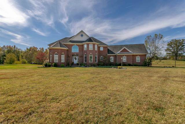 13850 Castle Brook Road, Evansville, IN 47725 (MLS #202041812) :: Hoosier Heartland Team | RE/MAX Crossroads