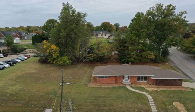 0 Dorbett Street, Jasper, IN 47546 (MLS #202042077) :: Aimee Ness Realty Group
