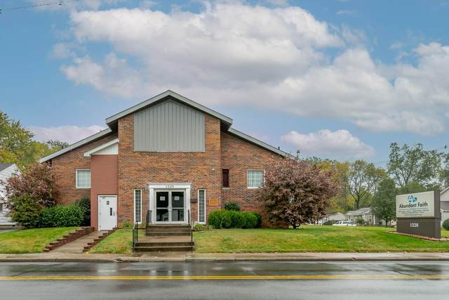 1228 Lodge Avenue, Evansville, IN 47714 (MLS #202042887) :: Aimee Ness Realty Group