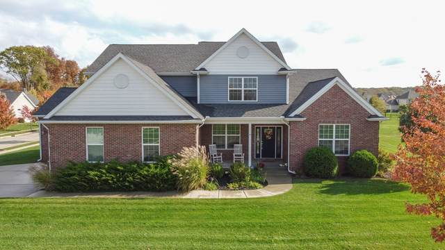 3650 Westmoreland Drive, West Lafayette, IN 47906 (MLS #202042943) :: The Carole King Team