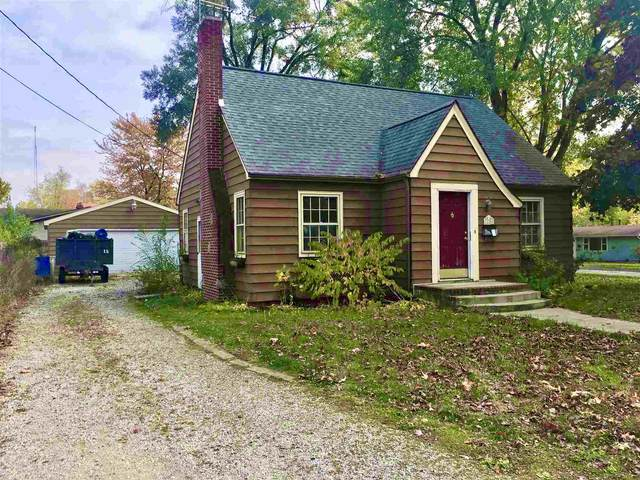 225 S Harrison Street, Warsaw, IN 46580 (MLS #202042959) :: Hoosier Heartland Team | RE/MAX Crossroads