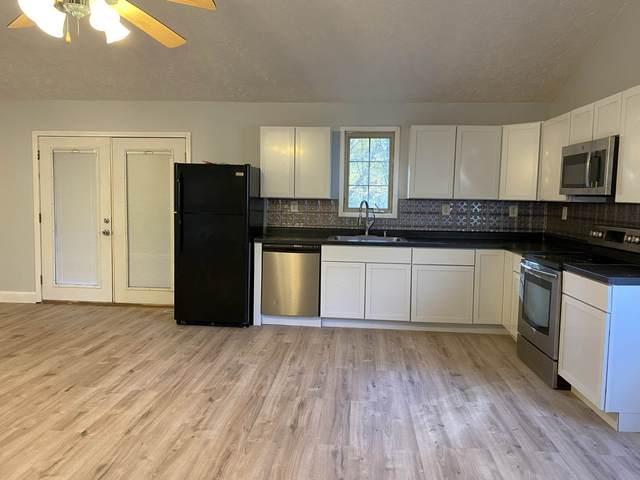6677 N Shuffle Creek Road, Unionville, IN 47468 (MLS #202043153) :: Parker Team