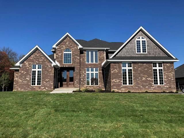 6568 Woodland Springs Drive, Newburgh, IN 47630 (MLS #202043881) :: The ORR Home Selling Team