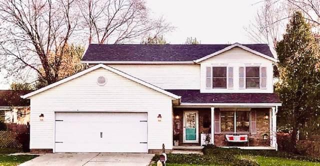 527 S Birch Street, Ellettsville, IN 47429 (MLS #202044327) :: Anthony REALTORS