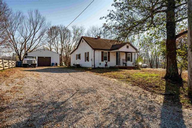 4088 Bullocktown Road, Boonville, IN 47601 (MLS #202045023) :: The Dauby Team