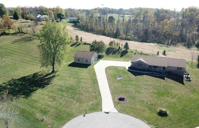 840 N Kempf Avenue, Celestine, IN 47521 (MLS #202045948) :: Hoosier Heartland Team | RE/MAX Crossroads
