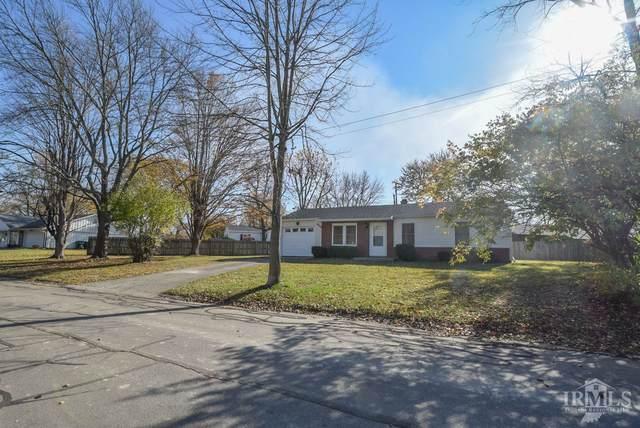 2605 W Lomax Drive, Muncie, IN 47304 (MLS #202046194) :: Hoosier Heartland Team | RE/MAX Crossroads