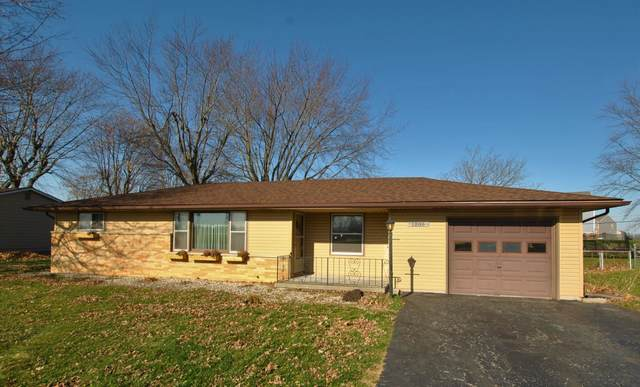 1206 W Alto Road, Kokomo, IN 46902 (MLS #202046645) :: The Romanski Group - Keller Williams Realty