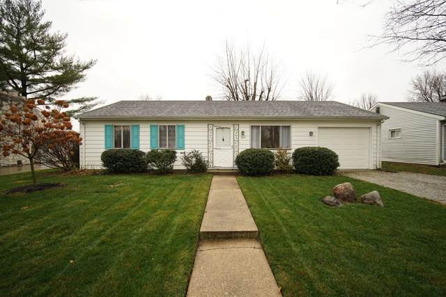 1907 W Havens Street, Kokomo, IN 46901 (MLS #202047134) :: The Romanski Group - Keller Williams Realty