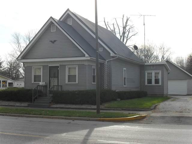 308 W Columbia Street, Flora, IN 46929 (MLS #202048885) :: The Romanski Group - Keller Williams Realty