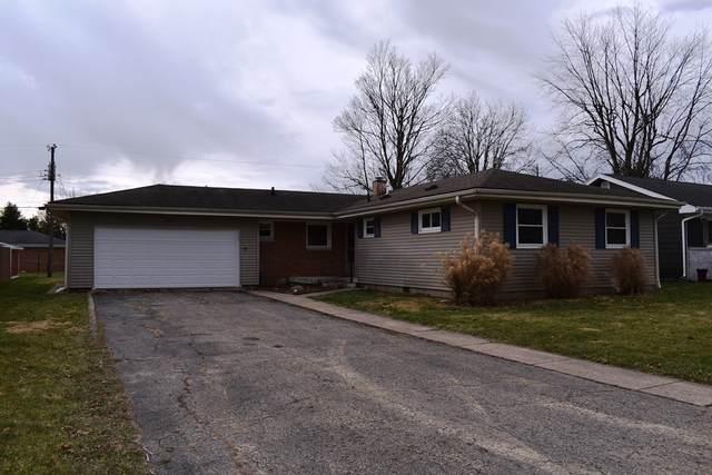 1151 E Boone Street, Frankfort, IN 46041 (MLS #202049301) :: The Romanski Group - Keller Williams Realty